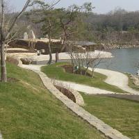 モリコロ:楓池周辺の竣工当時と現在