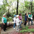 北高上緑地「春の里山自然観察ツアー」開催