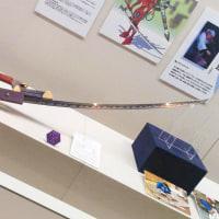 大阪歴史博物館におきまして「エヴァンゲリオンと日本刀展」が開催中です。