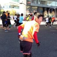 大阪マラソン完走記