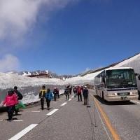 上高地・立山・富士山旅行④