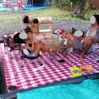 秋キャンプ@勝浦まんぼう