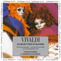 ファビオ・ビオンディの率いるエウローパ・ガランテのヴィヴァルディを聴く