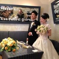 鈴木くんと理絵ちゃんの結婚式