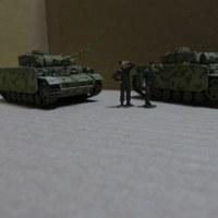 III号戦車の情景プラン