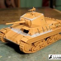 イタリア重戦車P40 4