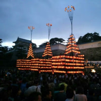 二本松の提灯祭り٩(๑❛ᴗ❛๑)۶