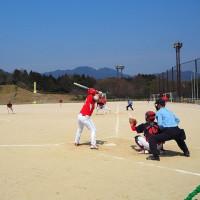 絶好のスポーツ日和に恵まれて