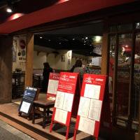 新宿アンティークフェア二日めの朝です。