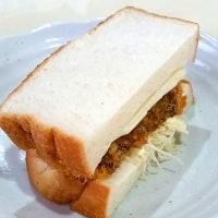 チーズフィッシュサンド