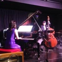 2017 4 19 矢野嘉子Trio at 銀座No Bird ライブレポート