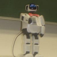 ロボットで授業