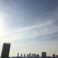 5/22の朝の空