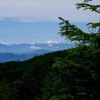 妻と、高峯温泉に泊まって(18日)高峯山ハイキングを楽しんだ