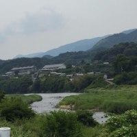 6月16日 勝浦川下流域