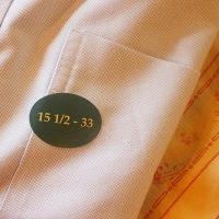 L.L.Beanのリンクル・フリー・クラシック・オックスフォード・クロス・シャツ・トラディショナル・フィット@鎌倉七里ガ浜