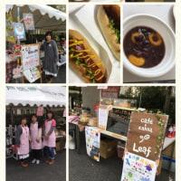 神戸医療福祉大学「播彩祭」1日目