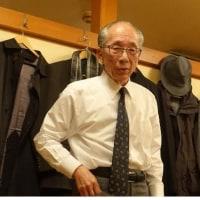 訃報  竹馬隼一郎君が4月11日夕刻帰らぬ人と なりました。