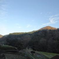 我が家の入間富士