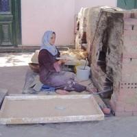 「エジプト・トルコ旅行記」 №141 最後の昼食