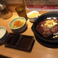 松本ステーキ