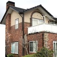 神奈川県横浜市青葉区のお客様、カルセラ部分張り+塗装工事、完工致しました。