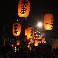 ♪津島秋祭り2016 夜祭2♪