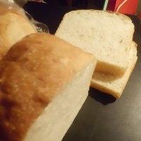 食パンと鍋焼きうどんと…