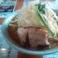 静岡県 富士市 らぁめん大山 味噌大麺 980円