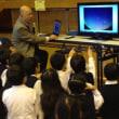 プラネタリウム天体学習支援活動