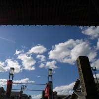 1月21日の空