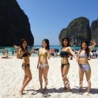一緒にピピ島マヤベイへ行きませんか?
