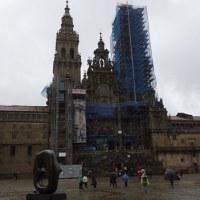 スペイン   サンチアゴ・デ・コンポステーラの大聖堂