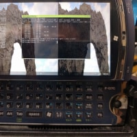 F-07CとLinux Live USB起動