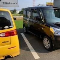 新車の納車ラッシュ