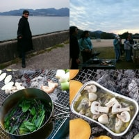 BBQ in Sagijima