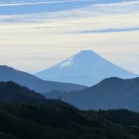 富士山方面に雲海