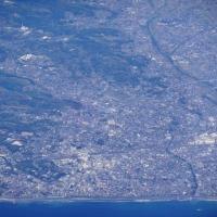 江ノ島〜湘南海岸〜小田原  空撮シリーズVol168