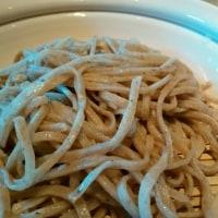 蕎麦割烹黒帯の辛み大根蕎麦@名古屋千早