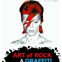 Art of rock &graffiti