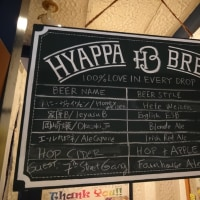 人気上昇中 HYAPPA BREWS(その2)