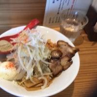 ◆久々 和え麺、麺屋武吉、、