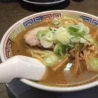 ラーメン8(中華そば丸・大井町)
