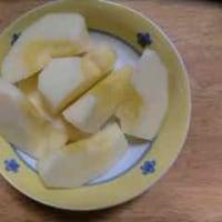 市場に出回らないりんご