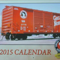 GNRHS 2015年カレンダー