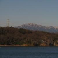 伊坂ダムの景色