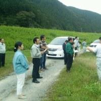 「水田フル活用による土地利用型経営体の育成」をテーマに検討しました