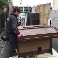 熊本 不用品の片付け処分‼️公費解体前のゴミ処分 片付けいらない物処分