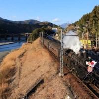 酉年を走る ・ 大井川鉄道SL(静岡県)