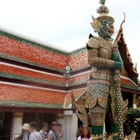 エメラルド寺院(ワットプラケオ)
